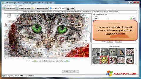 스크린 샷 Photo Collage Maker Windows XP