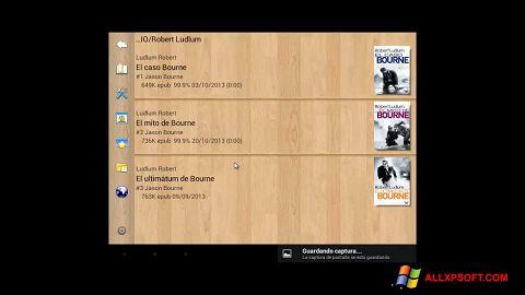 스크린 샷 Cool Reader Windows XP