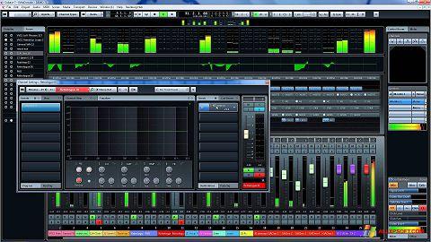스크린 샷 Cubase Windows XP