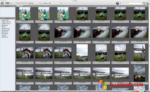 스크린 샷 Photo Mechanic Windows XP