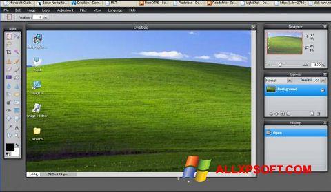 스크린 샷 LightShot Windows XP
