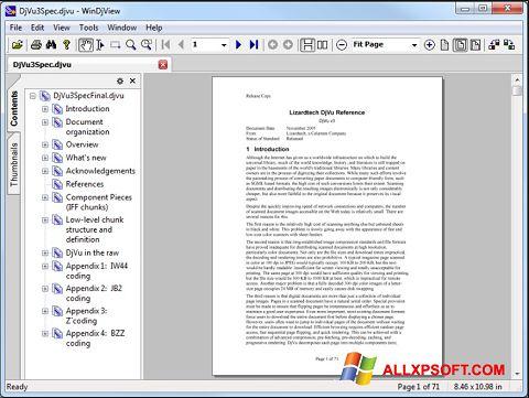 스크린 샷 WinDjView Windows XP