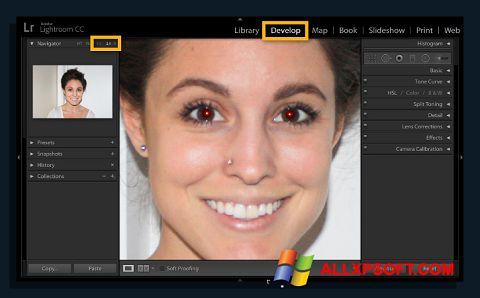 스크린 샷 Red Eye Remover Windows XP